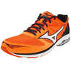 Mizuno Wave Aero 15 Running Shoes Men Orange Clownfish/Silver